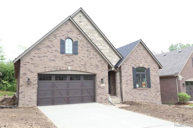 11774 Tuscany, Plymouth, MI 48170 (MLS #R2210047367) :: Berkshire Hathaway HomeServices Snyder & Company, Realtors®