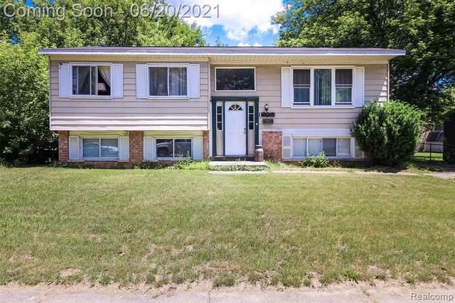 1393 Andrea Street, Ypsilanti, MI 48198 (MLS #R2210045962) :: Berkshire Hathaway HomeServices Snyder & Company, Realtors®