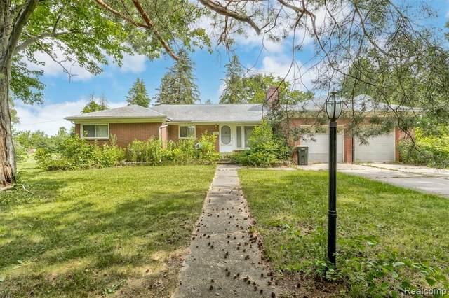 46800 Geddes Road, Canton, MI 48188 (MLS #R2210047392) :: Berkshire Hathaway HomeServices Snyder & Company, Realtors®