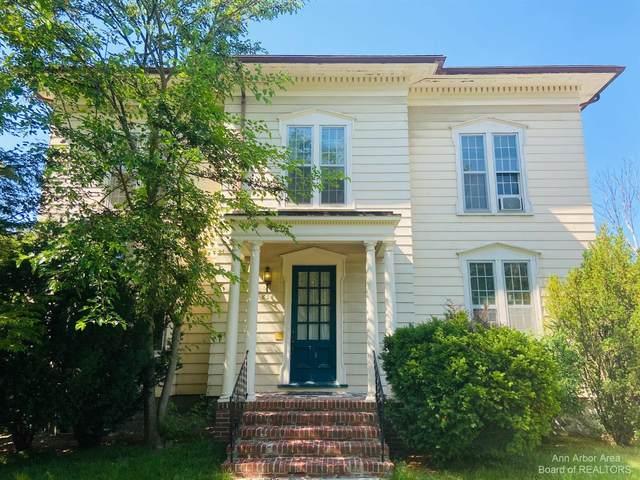 834 W Huron Street, Ann Arbor, MI 48103 (MLS #3281893) :: Berkshire Hathaway HomeServices Snyder & Company, Realtors®