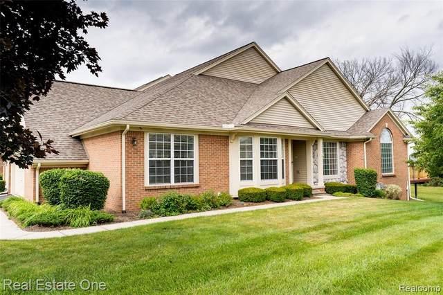 2273 Cleveland Way #83, Van Buren, MI 48188 (MLS #R2210047263) :: Berkshire Hathaway HomeServices Snyder & Company, Realtors®