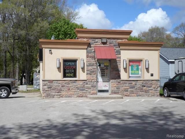 41 N Conklin Road, Lake Orion, MI 48362 (MLS #R2210047328) :: Berkshire Hathaway HomeServices Snyder & Company, Realtors®