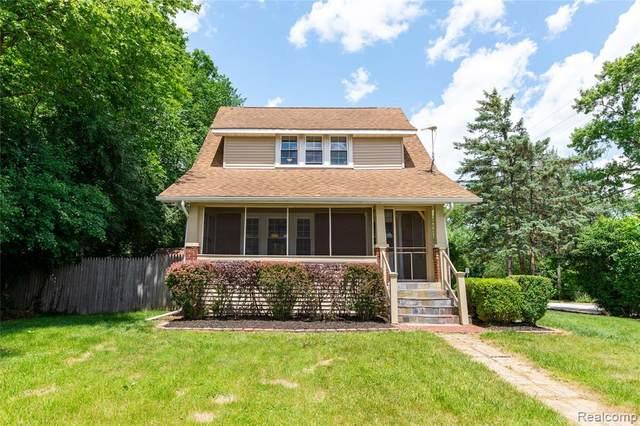 3255 Packard Street, Ann Arbor, MI 48108 (MLS #R2210044818) :: Berkshire Hathaway HomeServices Snyder & Company, Realtors®