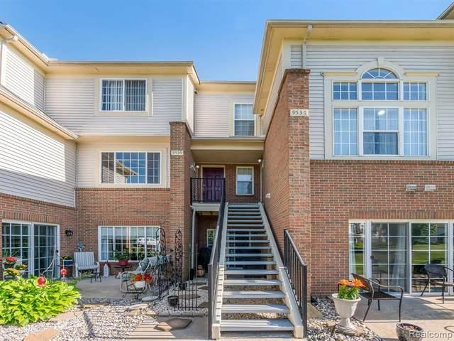 9539 Lakeside Drive, Ypsilanti, MI 48197 (MLS #R2210047380) :: Berkshire Hathaway HomeServices Snyder & Company, Realtors®