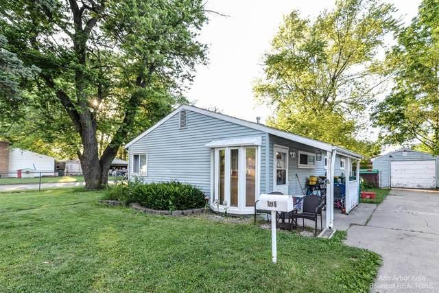 1607 Mollie Street, Ypsilanti, MI 48198 (MLS #3281922) :: Berkshire Hathaway HomeServices Snyder & Company, Realtors®