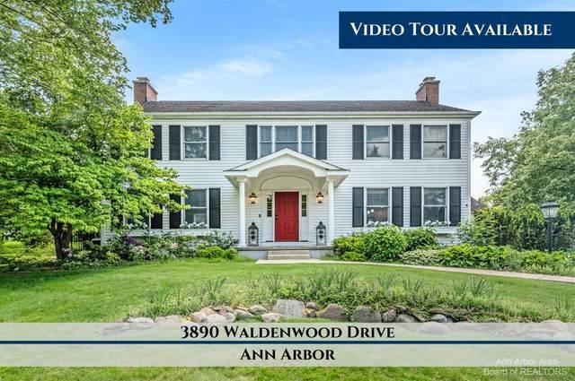 3890 Waldenwood Drive, Ann Arbor, MI 48105 (MLS #3281908) :: Berkshire Hathaway HomeServices Snyder & Company, Realtors®