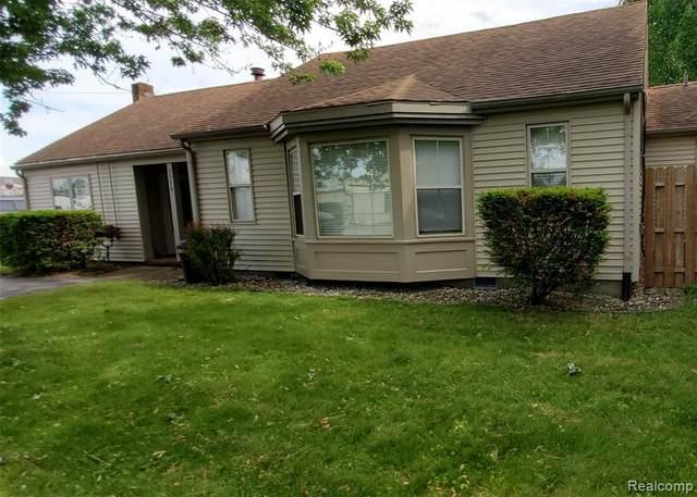5570 North Street, Dryden, MI 48428 (MLS #R2210047464) :: Berkshire Hathaway HomeServices Snyder & Company, Realtors®
