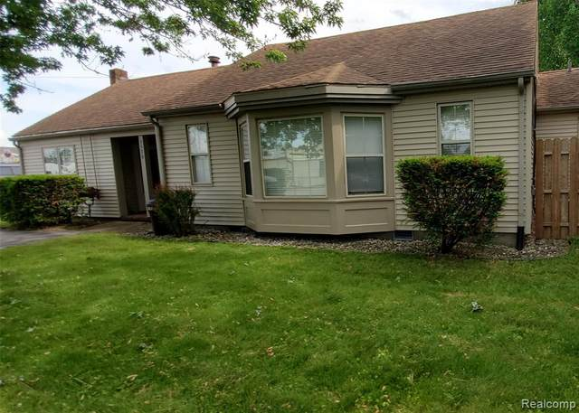 5570 North Street, Dryden, MI 48428 (MLS #R2210047460) :: Berkshire Hathaway HomeServices Snyder & Company, Realtors®