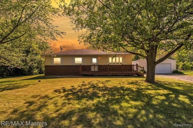 13091 Rosedale Boulevard, Carleton, MI 48117 (MLS #R2210040513) :: Berkshire Hathaway HomeServices Snyder & Company, Realtors®