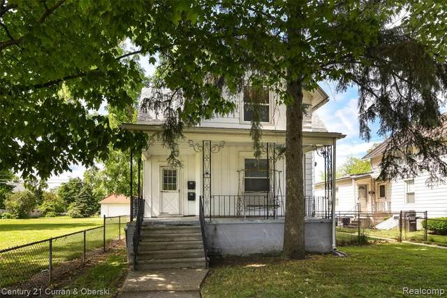 716 E 1st Street, Monroe, MI 48161 (MLS #R2210046830) :: Berkshire Hathaway HomeServices Snyder & Company, Realtors®