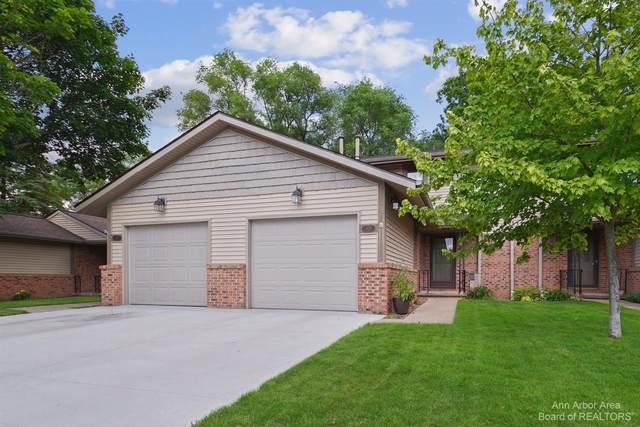 823 Moore Drive #10, Chelsea, MI 48118 (MLS #3281898) :: Berkshire Hathaway HomeServices Snyder & Company, Realtors®