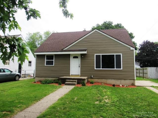 1205 Evelyn Avenue, Ypsilanti, MI 48198 (MLS #3281934) :: Berkshire Hathaway HomeServices Snyder & Company, Realtors®