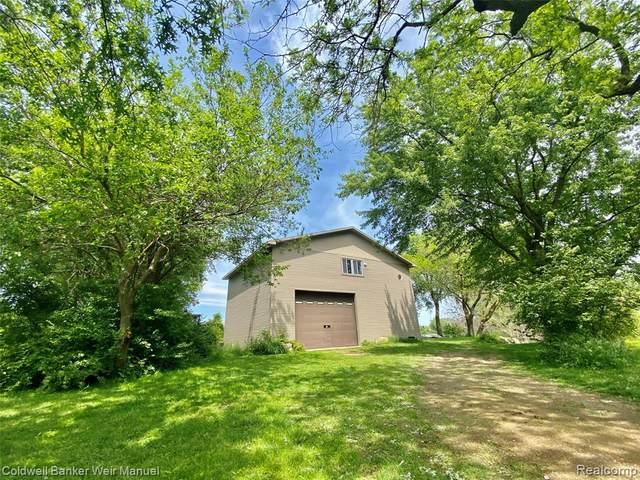 8028 E Dunbar Road, Monroe, MI 48161 (MLS #R2210047657) :: Berkshire Hathaway HomeServices Snyder & Company, Realtors®