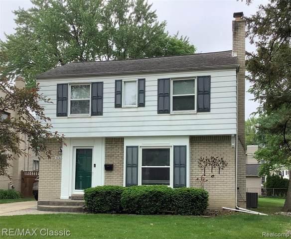 10745 Talbot Avenue, Huntington Woods, MI 48070 (MLS #R2210047742) :: Berkshire Hathaway HomeServices Snyder & Company, Realtors®