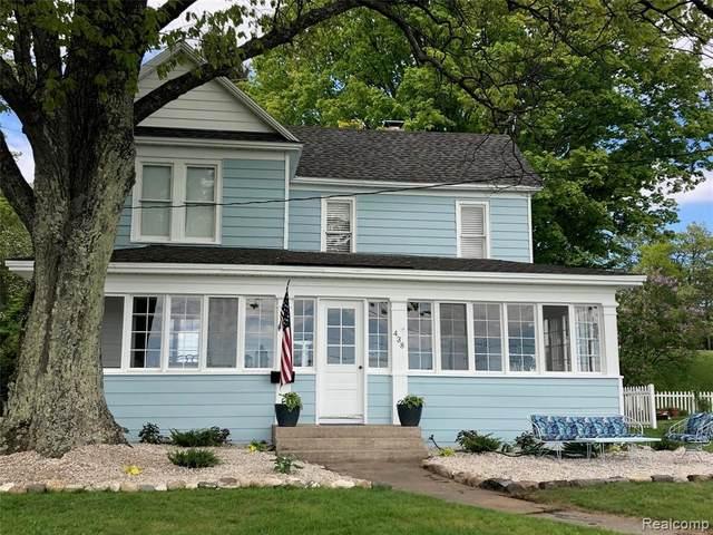 438 W Bluff Drive, Harbor Springs, MI 48236 (MLS #R2210048170) :: Berkshire Hathaway HomeServices Snyder & Company, Realtors®