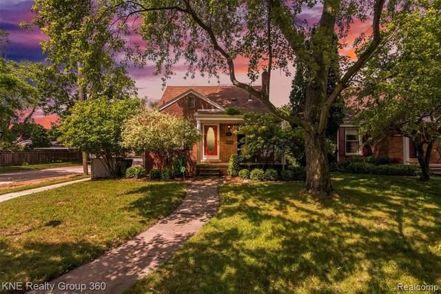 2401 N Wilson Avenue, Royal Oak, MI 48073 (MLS #R2210048706) :: Berkshire Hathaway HomeServices Snyder & Company, Realtors®