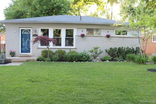 1831 Westgate Avenue, Royal Oak, MI 48073 (MLS #R2210043203) :: Berkshire Hathaway HomeServices Snyder & Company, Realtors®