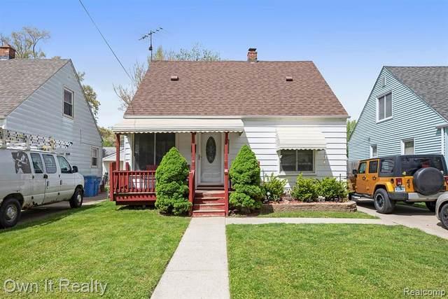 25062 Stanford Street, Dearborn Heights, MI 48125 (MLS #R2210034037) :: Berkshire Hathaway HomeServices Snyder & Company, Realtors®