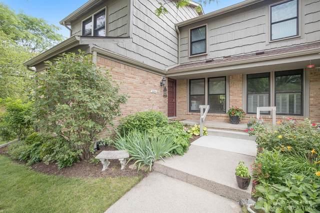 2254 Rivenoak Court #61, Ann Arbor, MI 48103 (MLS #3281460) :: Berkshire Hathaway HomeServices Snyder & Company, Realtors®