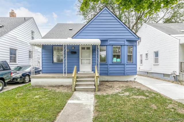 825 White Avenue, Lincoln Park, MI 48146 (MLS #R2210049979) :: Berkshire Hathaway HomeServices Snyder & Company, Realtors®