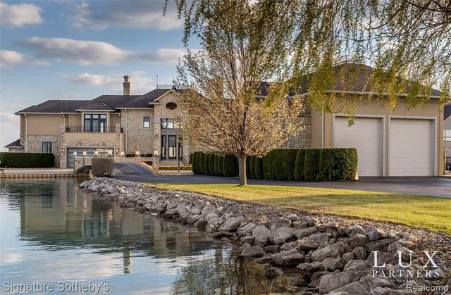 6520 S Channel Drive, Harsens Island, MI 48028 (MLS #R2210050104) :: Berkshire Hathaway HomeServices Snyder & Company, Realtors®