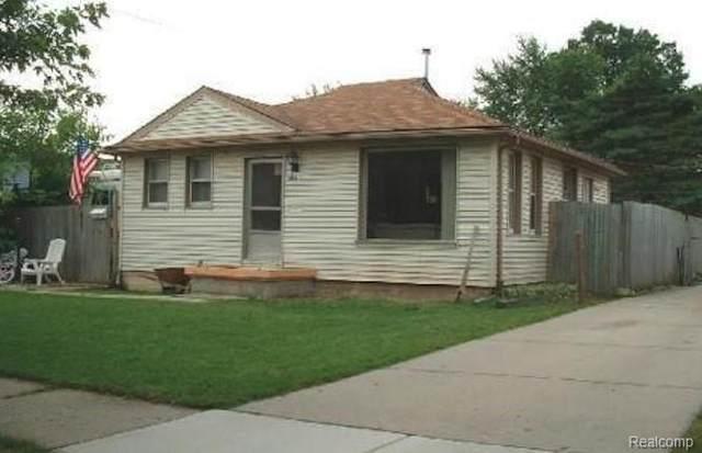 4013 Devon Road, Royal Oak, MI 48073 (MLS #R2210050377) :: Berkshire Hathaway HomeServices Snyder & Company, Realtors®