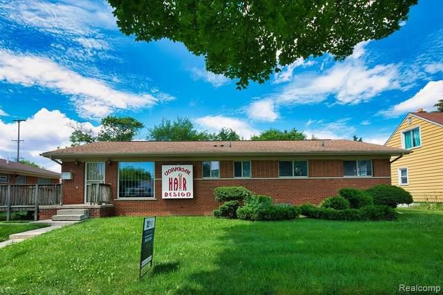 308 South Blvd, Pontiac, MI 48341 (MLS #R2210051125) :: Berkshire Hathaway HomeServices Snyder & Company, Realtors®