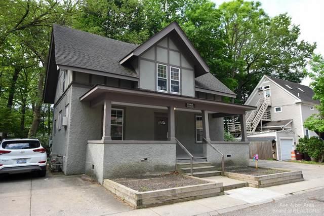 1312 Forest Court, Ann Arbor, MI 48104 (MLS #3282200) :: Berkshire Hathaway HomeServices Snyder & Company, Realtors®