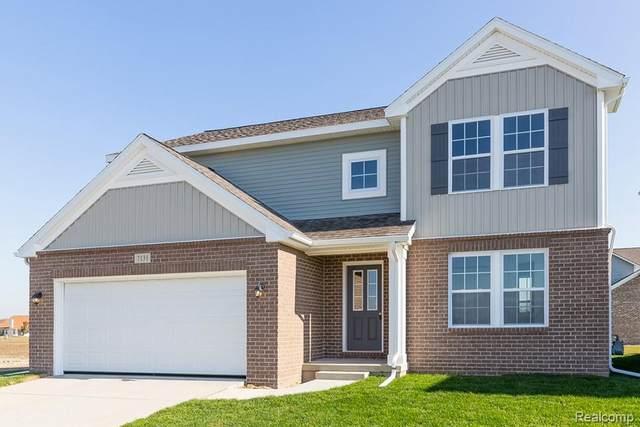 341 Golfside Drive, Lapeer, MI 48446 (MLS #R2210051329) :: Berkshire Hathaway HomeServices Snyder & Company, Realtors®