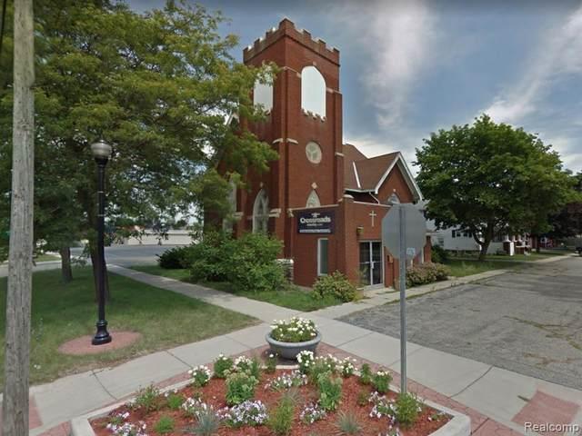 123 S. Main St., St Louis, MI 48880 (MLS #R2210051701) :: Berkshire Hathaway HomeServices Snyder & Company, Realtors®