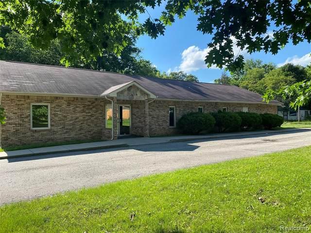 413 W Russell Avenue, Flint, MI 48505 (MLS #R2210052192) :: Berkshire Hathaway HomeServices Snyder & Company, Realtors®