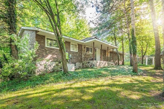 13499 Riker Road, Chelsea, MI 48118 (MLS #3282345) :: Berkshire Hathaway HomeServices Snyder & Company, Realtors®