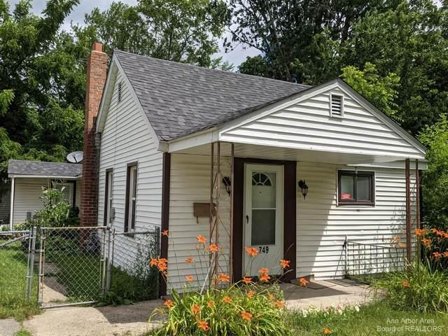 749 Mildred Street, Ypsilanti, MI 48198 (MLS #3282365) :: Berkshire Hathaway HomeServices Snyder & Company, Realtors®