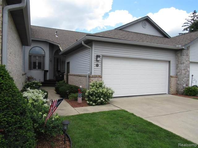 5840 E Dunbar Rd Unit 18, Monroe, MI 48161 (MLS #R2210053844) :: Berkshire Hathaway HomeServices Snyder & Company, Realtors®
