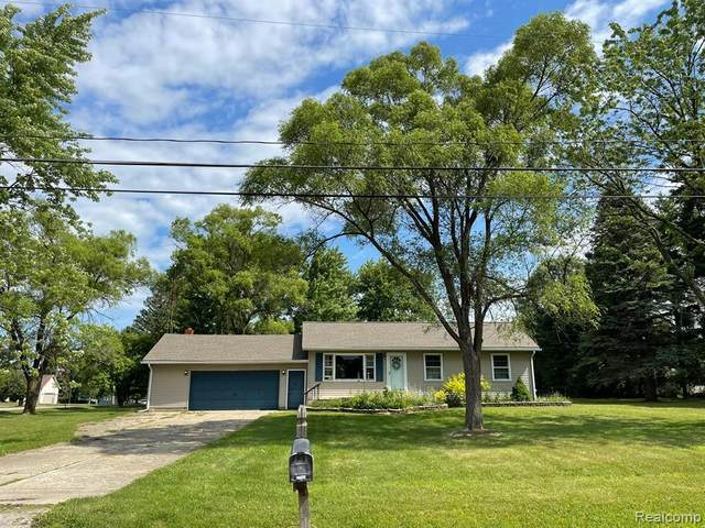 6451 Wagner Avenue, Grand Blanc, MI 48439 (MLS #R2210053874) :: Berkshire Hathaway HomeServices Snyder & Company, Realtors®