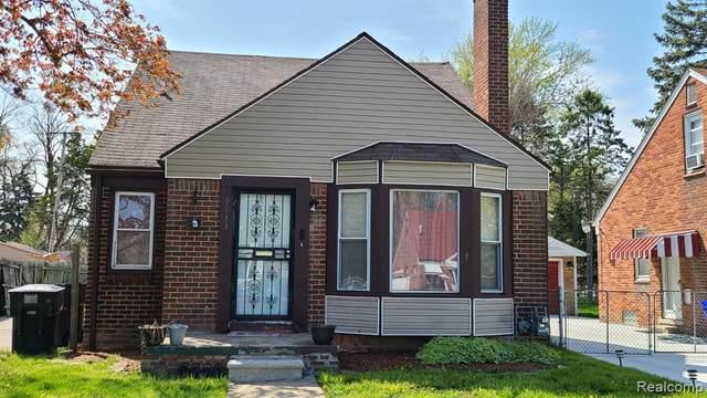 9933 Braile Street, Detroit, MI 48228 (MLS #R2210054333) :: Berkshire Hathaway HomeServices Snyder & Company, Realtors®