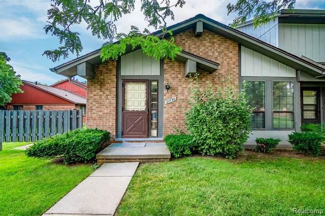 24796 Chalk Farm W, Warren, MI 48091 (MLS #R2210053155) :: Berkshire Hathaway HomeServices Snyder & Company, Realtors®