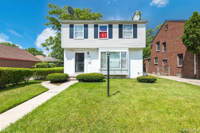 19435 Littlefield Street, Detroit, MI 48235 (MLS #R2210053793) :: Berkshire Hathaway HomeServices Snyder & Company, Realtors®