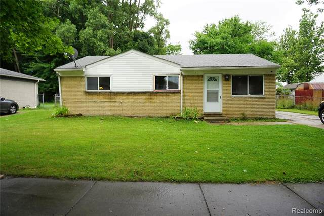 16130 Karin Street, Taylor, MI 48180 (MLS #R2210054610) :: Berkshire Hathaway HomeServices Snyder & Company, Realtors®