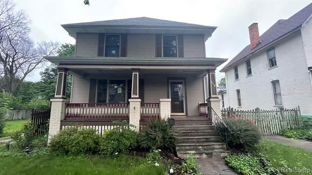 119 S Oakley Street, Saginaw, MI 48602 (MLS #R2210052884) :: Berkshire Hathaway HomeServices Snyder & Company, Realtors®