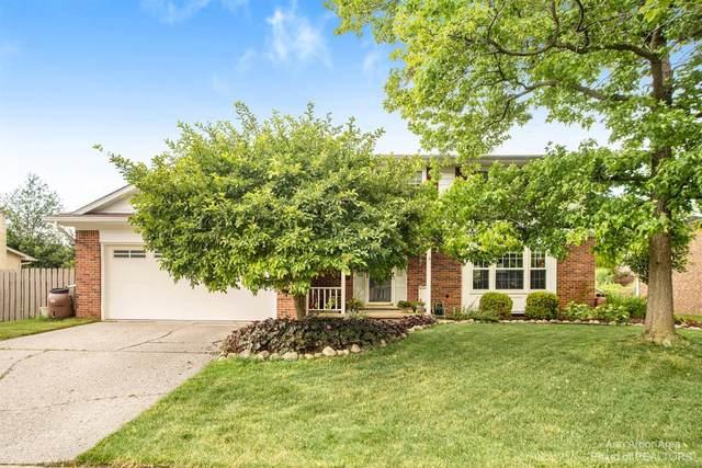 2240 Delaware Drive, Ann Arbor, MI 48103 (MLS #3282606) :: Berkshire Hathaway HomeServices Snyder & Company, Realtors®