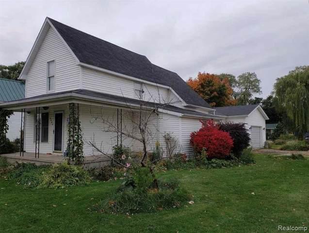 6908 John Street, Brown City, MI 48416 (MLS #R2210056335) :: Berkshire Hathaway HomeServices Snyder & Company, Realtors®