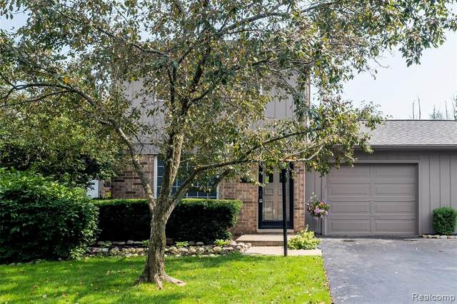 1185 Rolling Acres Drive, Bloomfield Hills, MI 48302 (MLS #R2210056286) :: Berkshire Hathaway HomeServices Snyder & Company, Realtors®