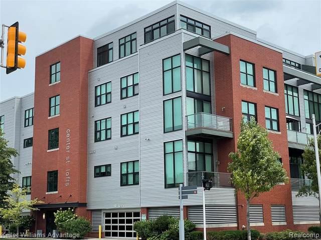 100 N Center St Unit 206, Royal Oak, MI 48067 (MLS #R2210056609) :: Berkshire Hathaway HomeServices Snyder & Company, Realtors®