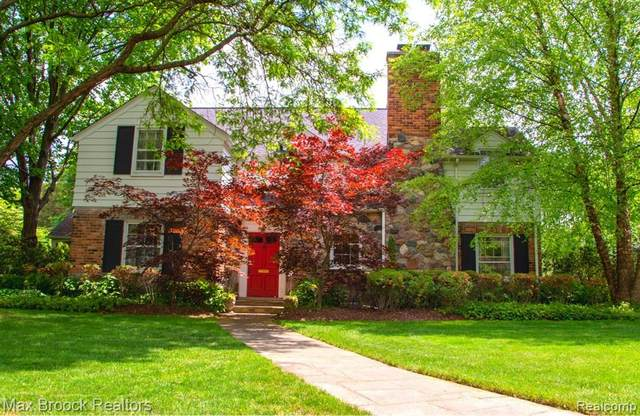 710 Suffield Avenue, Birmingham, MI 48009 (MLS #R2210055483) :: Berkshire Hathaway HomeServices Snyder & Company, Realtors®