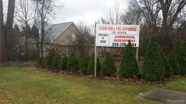 27209 W 6 Mile Road, Redford, MI 48240 (MLS #R2210057384) :: Berkshire Hathaway HomeServices Snyder & Company, Realtors®