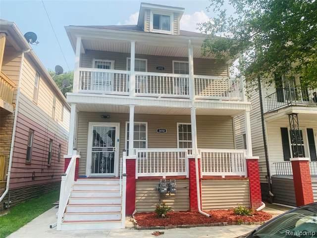 3850 Yemans Street, Hamtramck, MI 48212 (MLS #R2210058072) :: Berkshire Hathaway HomeServices Snyder & Company, Realtors®
