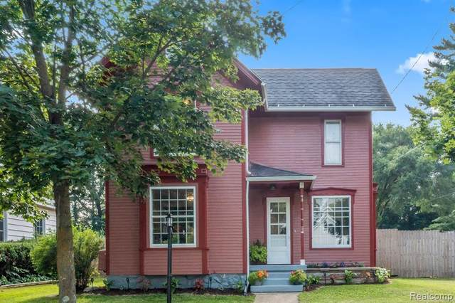 500 S Clinton Street, Stockbridge, MI 49285 (MLS #R2210056465) :: Berkshire Hathaway HomeServices Snyder & Company, Realtors®