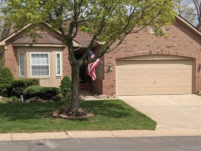 30764 Tanglewood Drive, Novi, MI 48377 (MLS #R2210059026) :: Berkshire Hathaway HomeServices Snyder & Company, Realtors®
