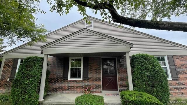 15823 Charleston Drive, Clinton, MI 48038 (MLS #R2210059058) :: Berkshire Hathaway HomeServices Snyder & Company, Realtors®